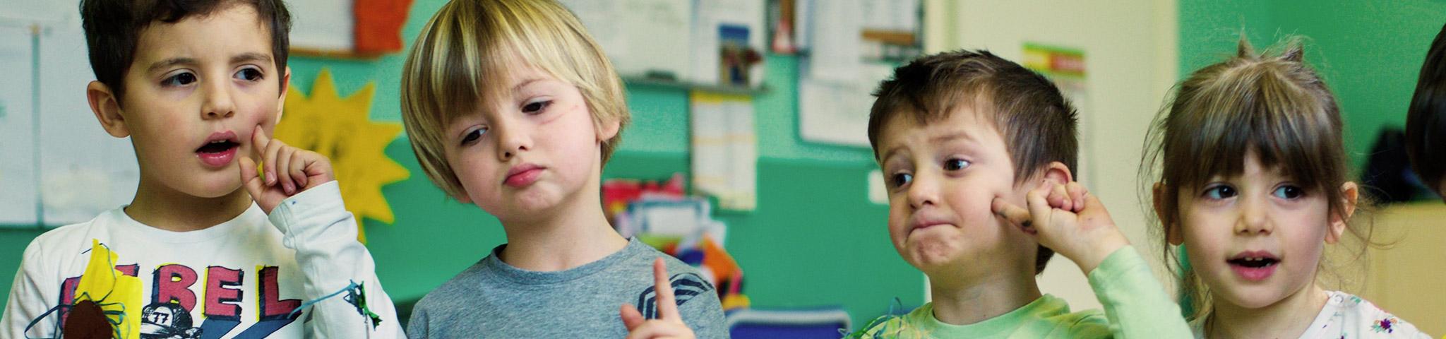 GEIS - Progetto pedagogico - Educazione tempestiva