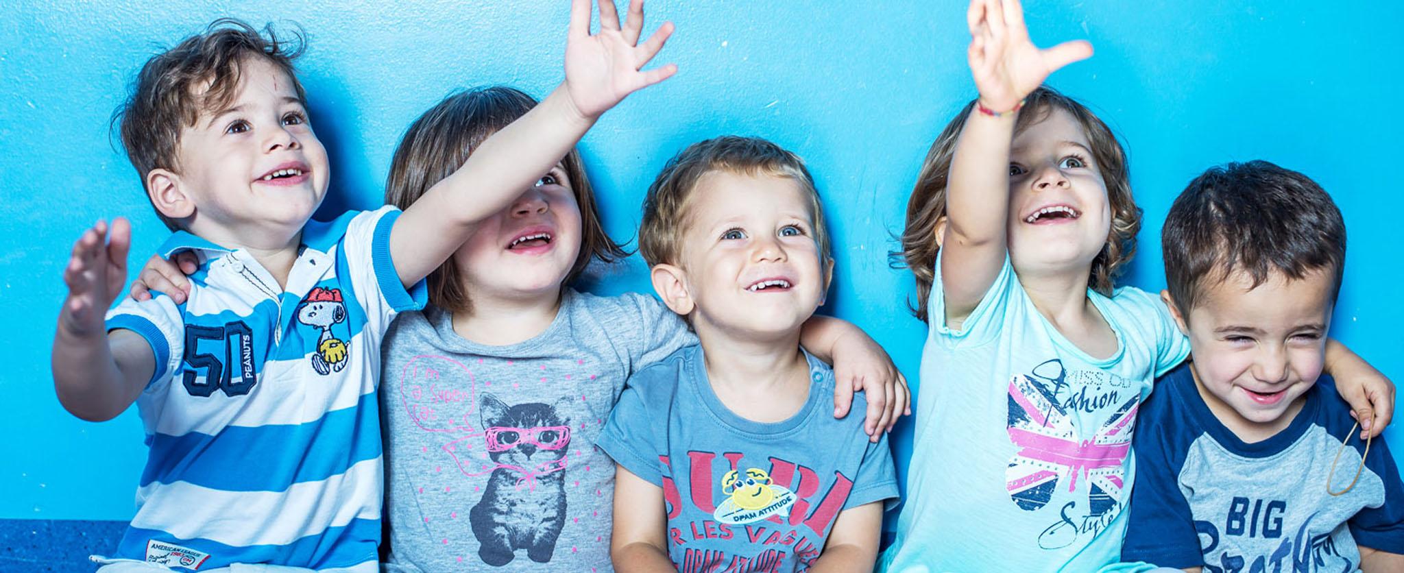 Attività didattiche della scuola dell'infanzia e dell'asilo nido GEIS